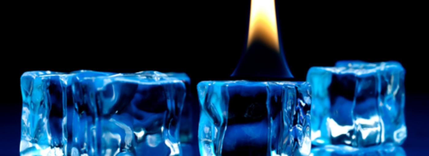 Methane Hydrate Ice